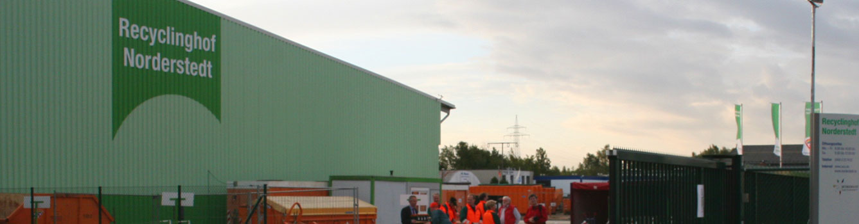 Recyclinghof Norderstedt Banner